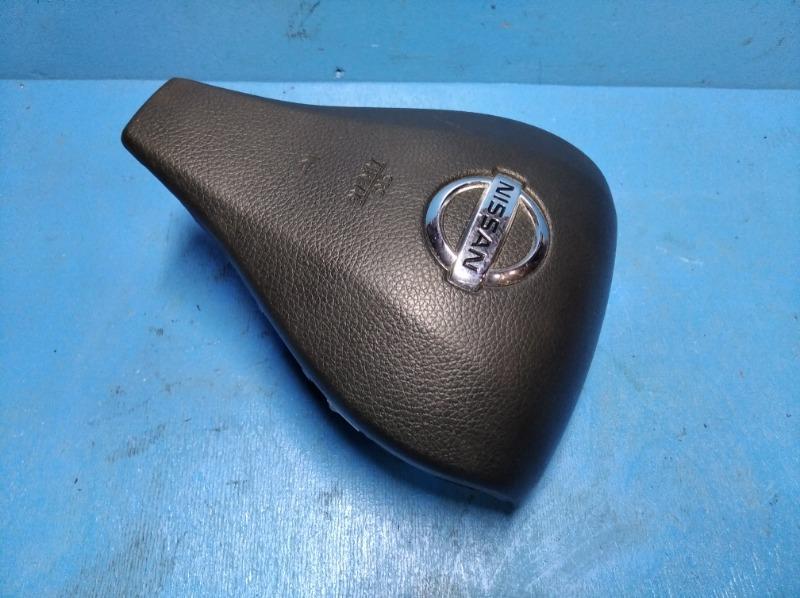 Подушка безопасности водителя Nissan Teana L33 2014 (б/у)