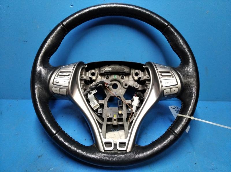 Рулевое колесо Nissan Teana L33 2014 (б/у)