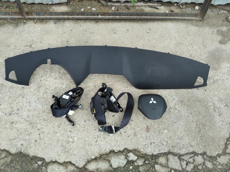 Подушка безопасности Mitsubishi Asx 2014 передняя (б/у)
