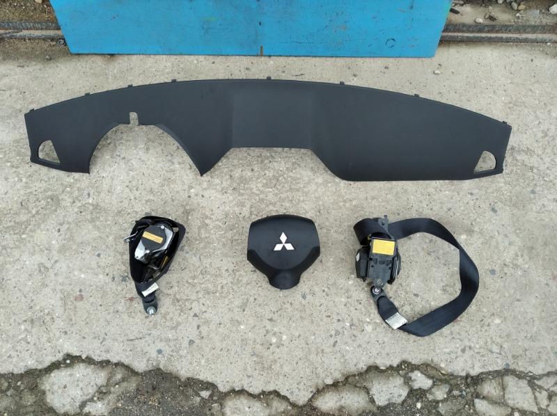 Подушка безопасности Mitsubishi Asx 2010 передняя (б/у)