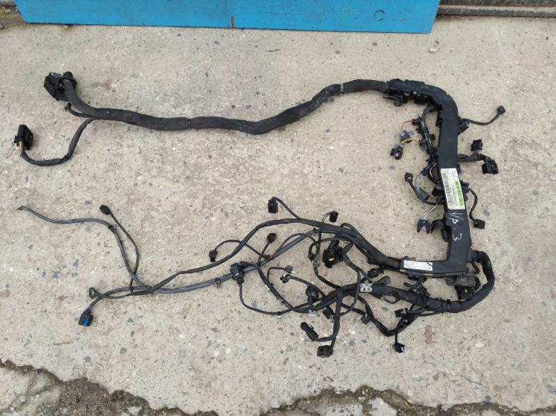 Проводка двигателя Mercedes-Benz Sprinter 2.1 D 2014 (б/у)