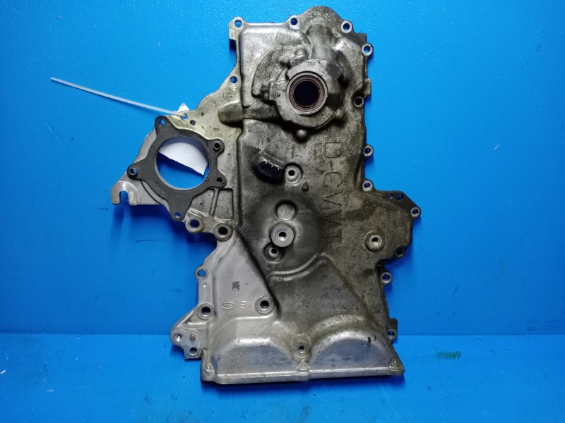 Крышка двигателя Kia Ceed 2 1.6 2012 передняя (б/у)
