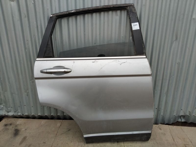 Дверь Honda Cr-V 3 2006 задняя правая (б/у)