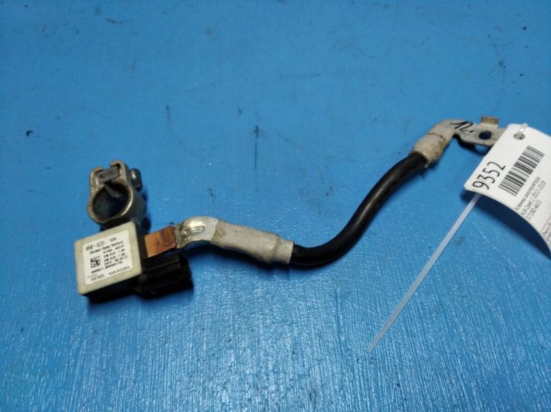 Клемма аккумулятора Kia Ceed 2 2012 (б/у)