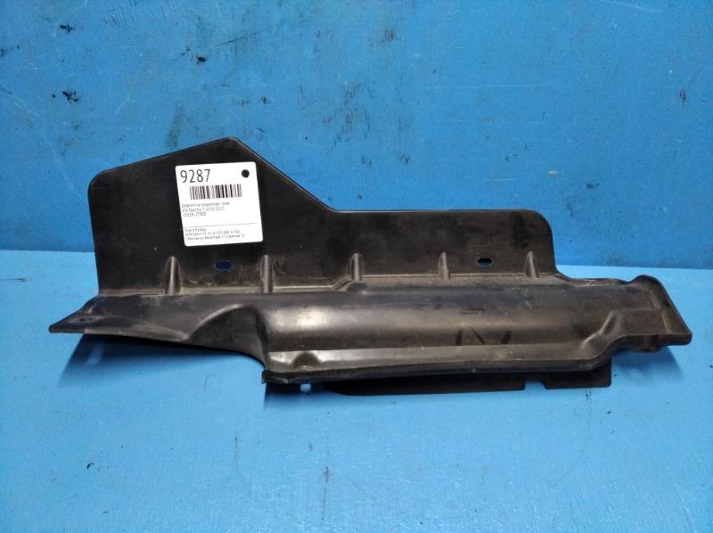 Дефлектор радиатора Kia Optima 3 2010 правый (б/у)