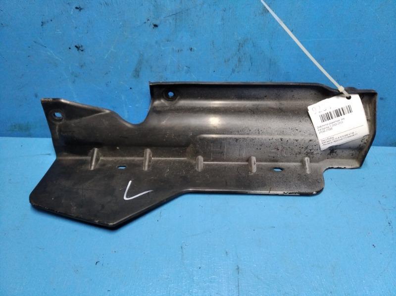 Дефлектор радиатора Kia Optima 3 2010 левый (б/у)