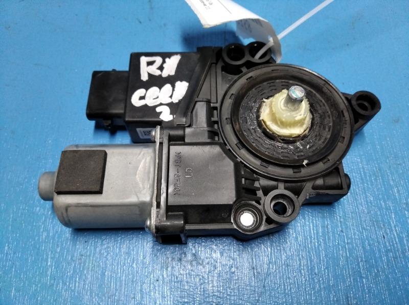 Стеклоподъемник Kia Ceed 2 2012 передний правый (б/у)