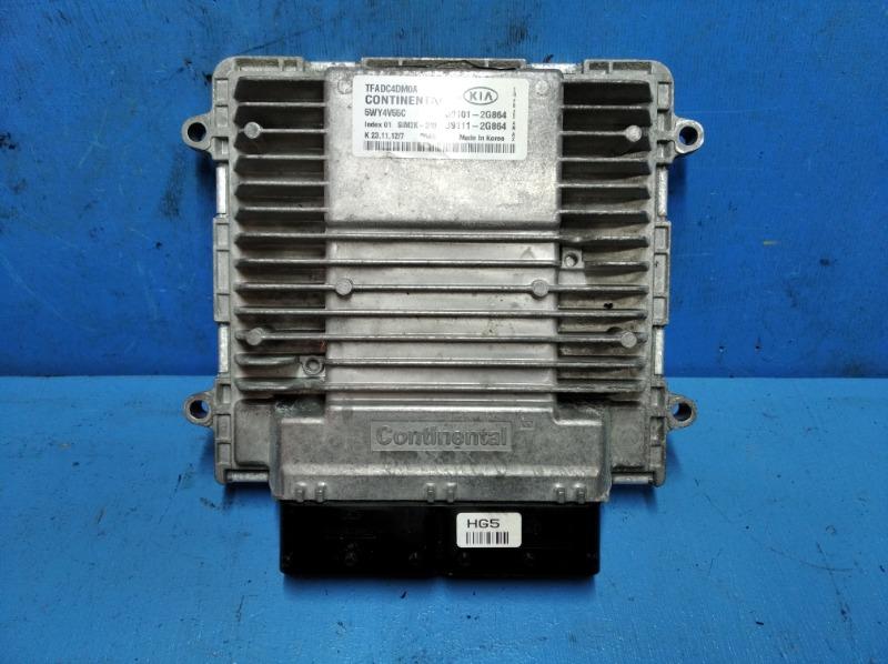 Блок управления двигателем Kia Optima 3 2010 (б/у)