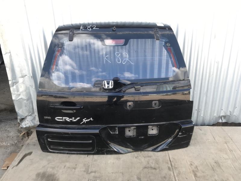 Крышка багажника Honda Cr-V 2 2002 (б/у)