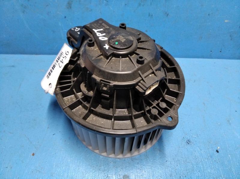 Мотор печки Kia Sorento 2 2009 (б/у)