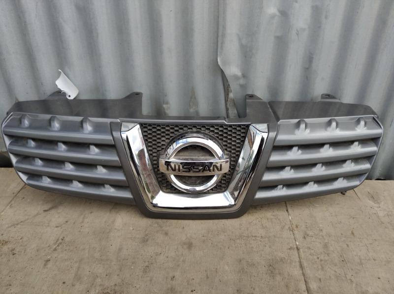 Решетка радиатора Nissan Qashqai J10 2006 (б/у)