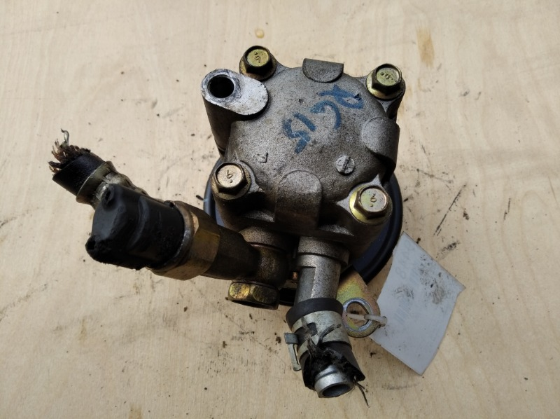 Насос гидроусилителя гур Nissan Almera 2 1.5 2000 (б/у)