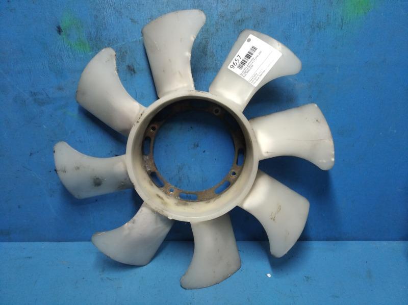 Крыльчатка вентилятора Mitsubishi Delica 4 2.4 1994 (б/у)