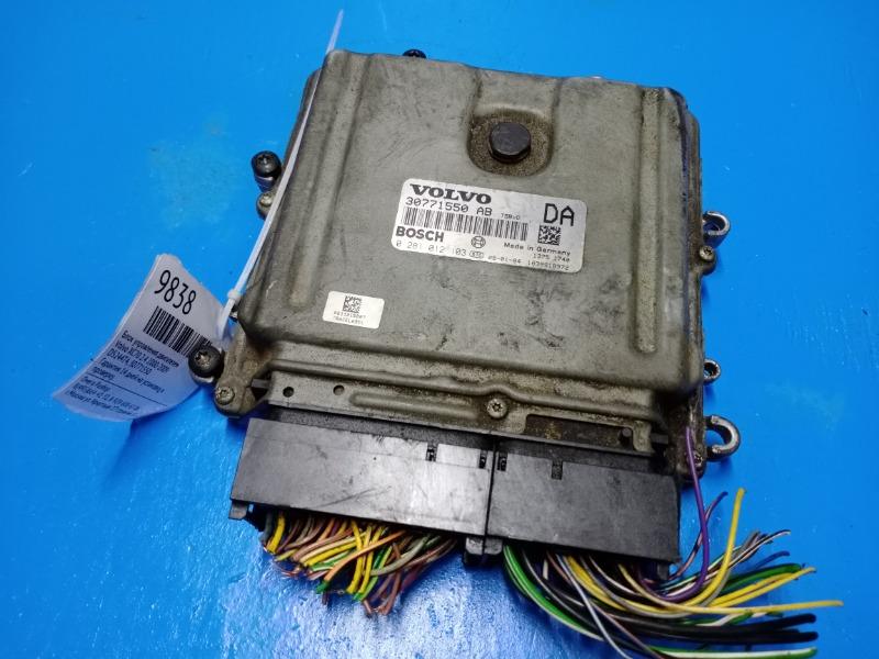 Блок управления двигателем Volvo Xc70 2.4 2000 (б/у)