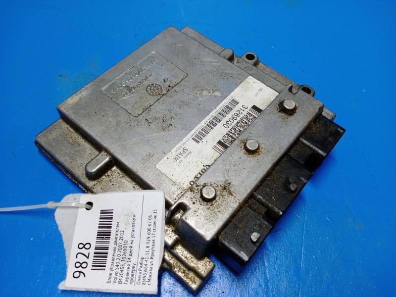 Блок управления двигателем Volvo S40 2.0 2007 (б/у)