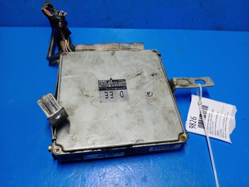 Блок управления двигателем Nissan Patrol Y61 3.0D 1997 (б/у)