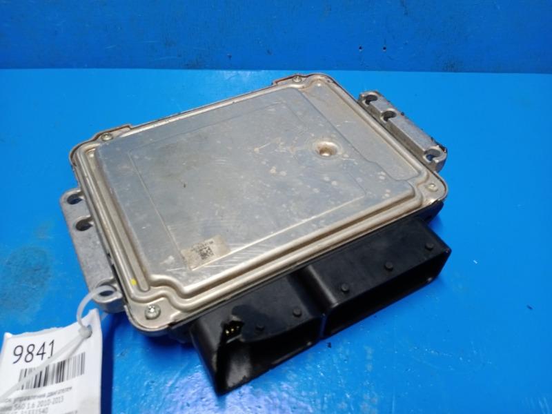 Блок управления двигателем Volvo S60 1.6 2010 (б/у)