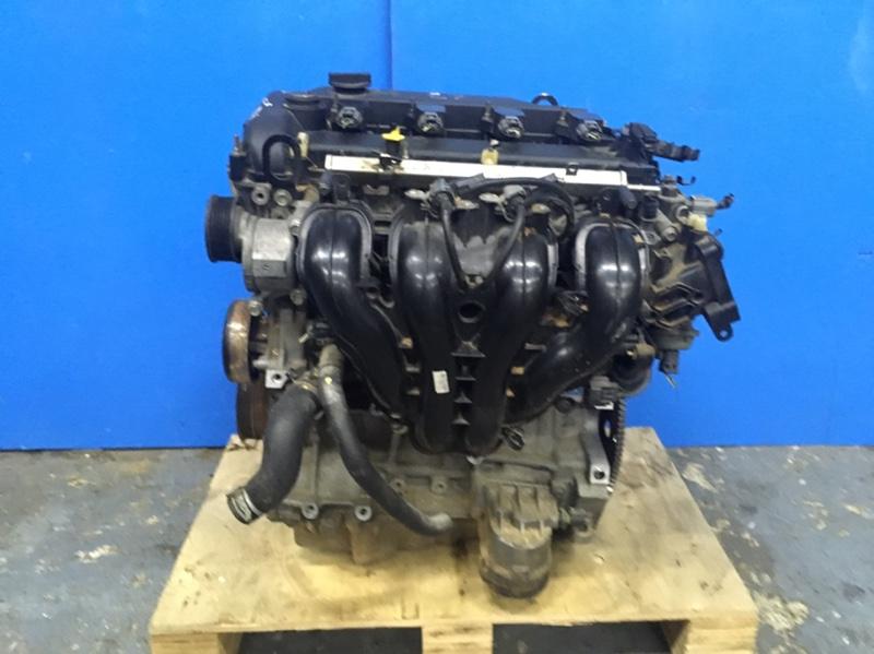 Двигатель Mazda 6 2.3 2002 (б/у)