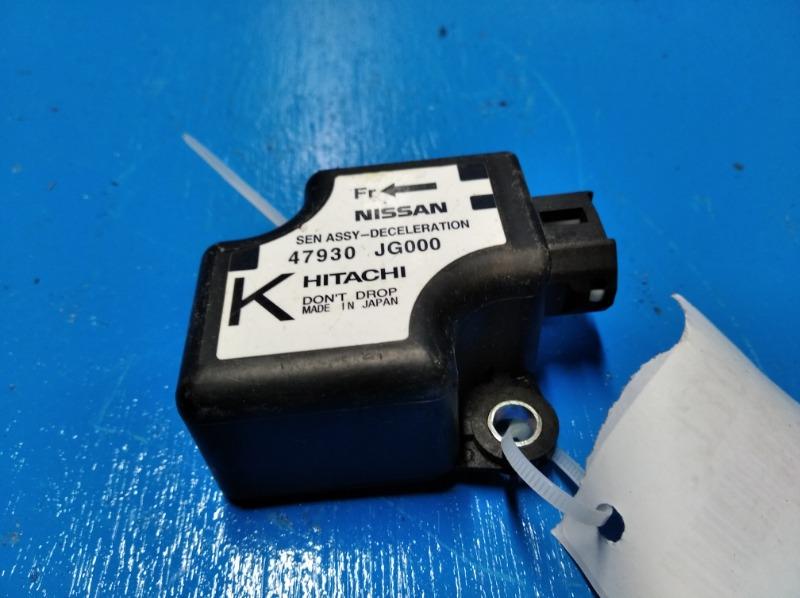 Датчик ускорения Nissan Xtrail T31 2007 (б/у)