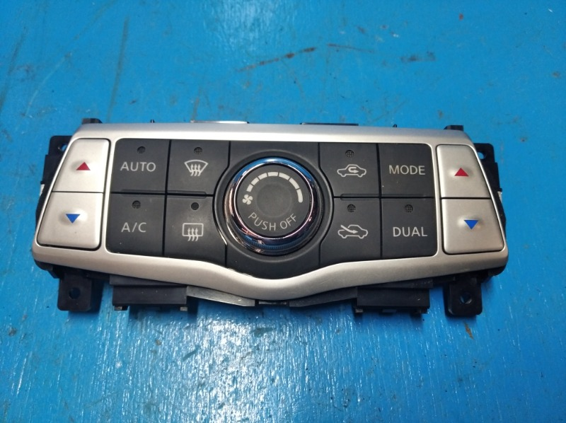 Блок управления климат-контролем Nissan Teana J32 2008 (б/у)