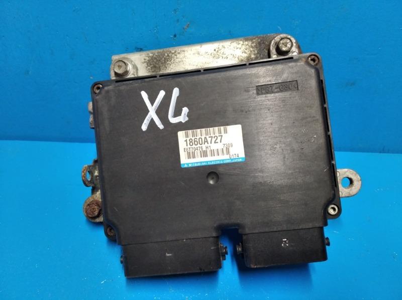 Блок управления двигателем Mitsubishi Outlander Xl 2006 (б/у)