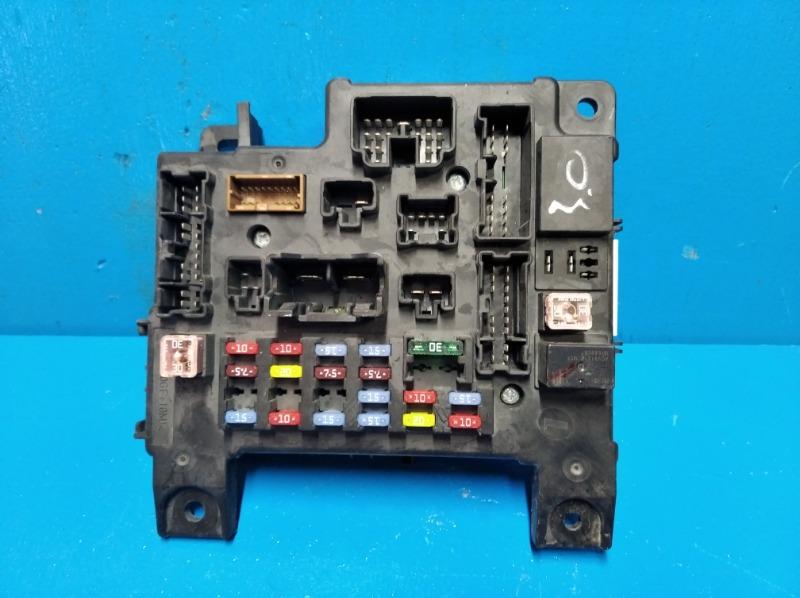 Блок предохранителей Mitsubishi Outlander Xl 2006 (б/у)