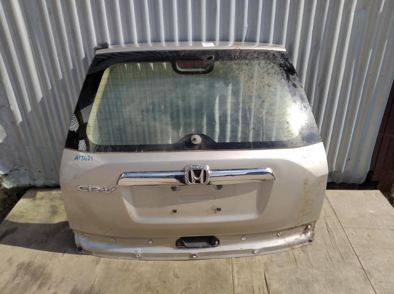 Крышка багажника Honda Cr-V 3 2006 (б/у)