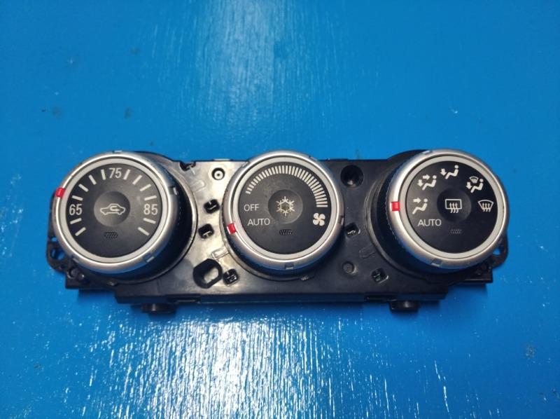 Блок управления климат-контролем Mitsubishi Lancer 10 2007 (б/у)