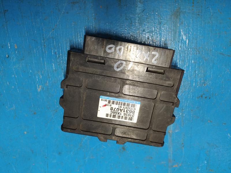 Блок управления акпп Mitsubishi Lancer 10 2007 (б/у)