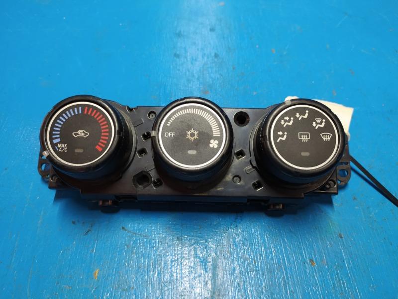 Блок управления отопителем Mitsubishi Lancer 10 2007 (б/у)