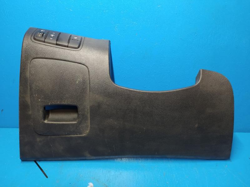 Накладка торпедо Kia Ceed 2 2012 (б/у)