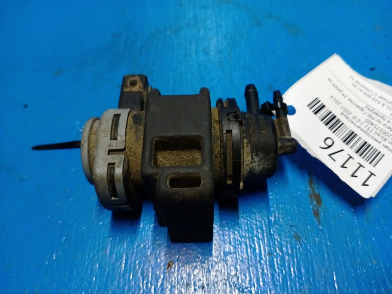 Клапан электормагнитный Nissan Xtrail T31 2.0 D 2007 (б/у)