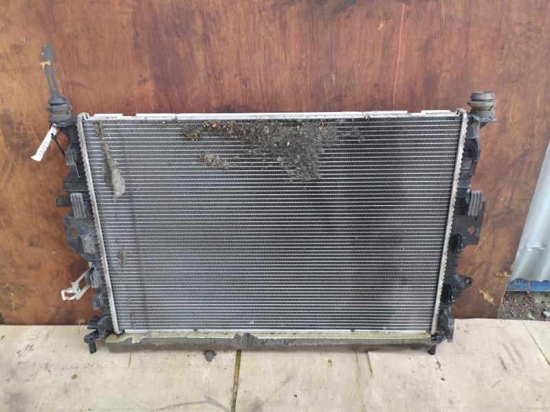Радиатор охлаждения двигателя Ford Kuga 2 1.6 ECOBOOST 2012 (б/у)