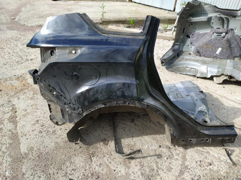Крыло Ford Kuga 2 2012 заднее правое (б/у)