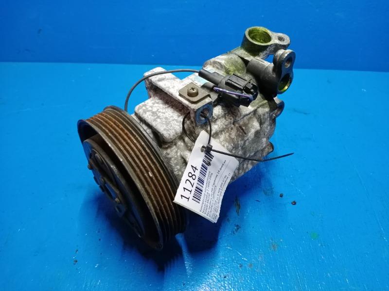 Компрессор кондиционера Nissan Almera 2 2000 (б/у)