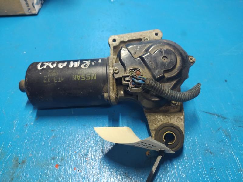 Мотор стеклоочистителя Nissan Armada 2004 (б/у)