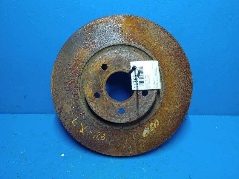 Тормозной диск Ford Kuga 2 2012 передний (б/у)