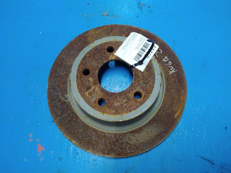 Тормозной диск Ford Kuga 2 2012 задний (б/у)