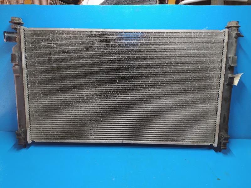 Радиатор охлаждения двигателя Mitsubishi Asx 2007 (б/у)