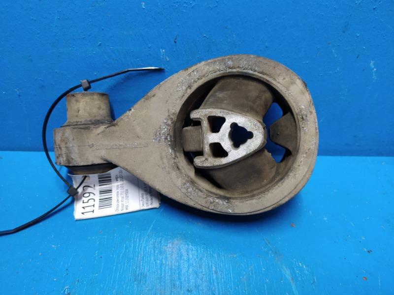 Опора двигателя Nissan Xtrail T31 2.0 D 2007 правая верхняя (б/у)