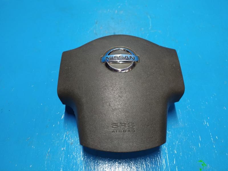 Подушка безопасности водителя Nissan Armada 2006 (б/у)