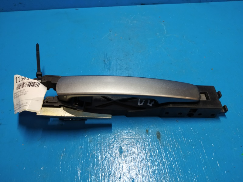 Ручка двери Nissan Xtrail T31 2007 передняя левая (б/у)