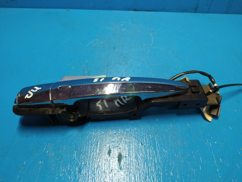 Ручка двери Nissan Murano Z51 2007 передняя левая (б/у)
