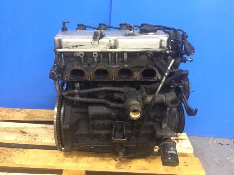 Двигатель Mitsubishi Delica 4 2.4 1994 (б/у)