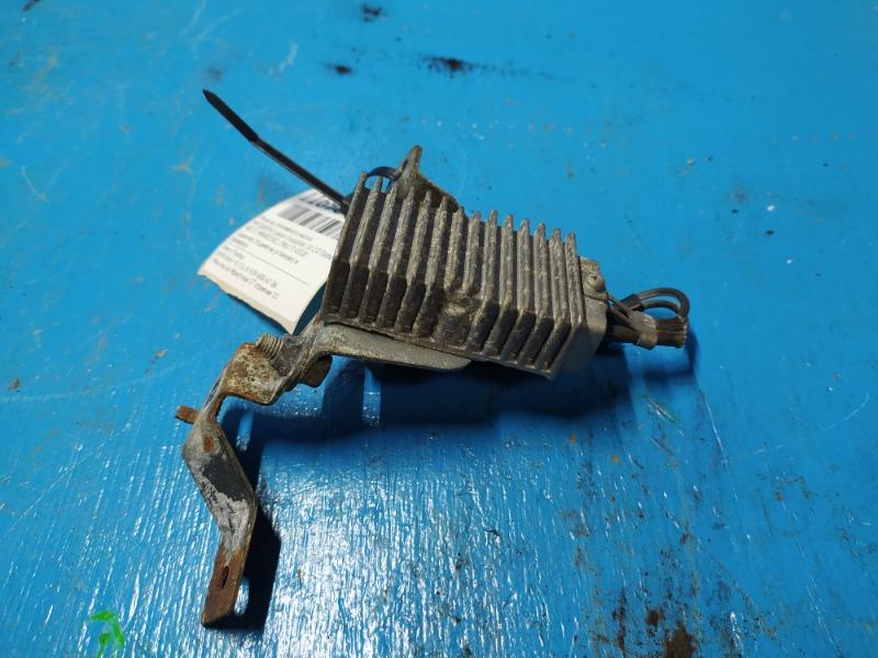 Резистор топливного насоса Mitsubishi Lancer Evolution 10 2.0 TURBO 2007 (б/у)