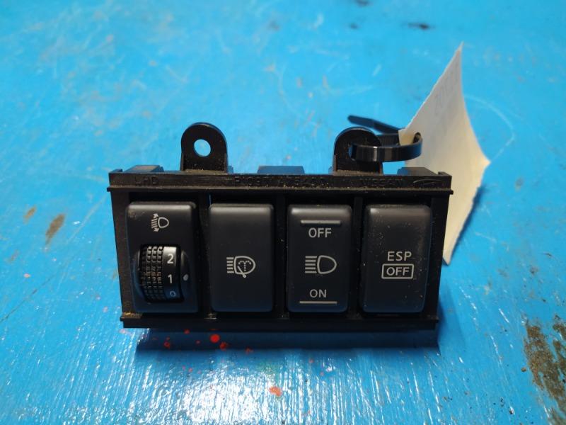 Блок кнопок Nissan Xtrail T31 2007 (б/у)