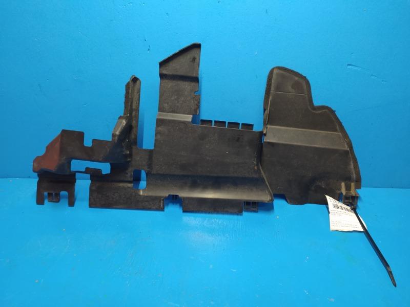 Дефлектор радиатора Nissan Murano Z51 2007 левый (б/у)