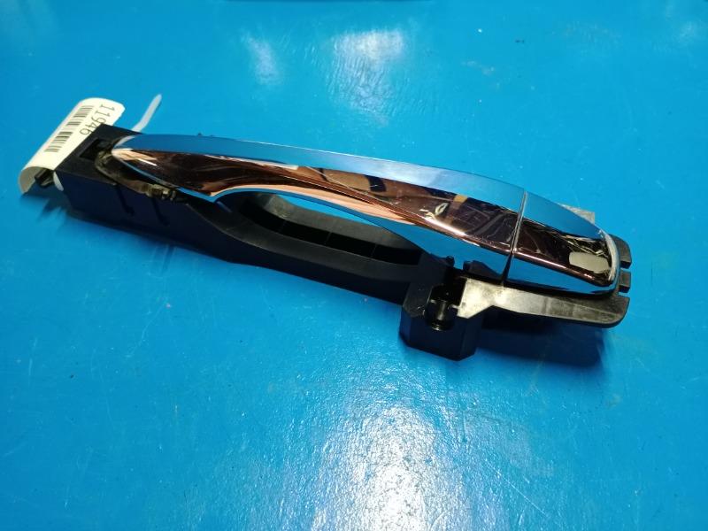 Ручка двери внешняя Nissan Teana L33 2014 задняя левая (б/у)