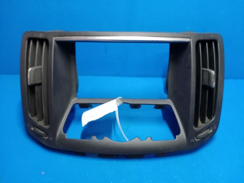 Рамка магнитолы Infiniti G 2008 (б/у)