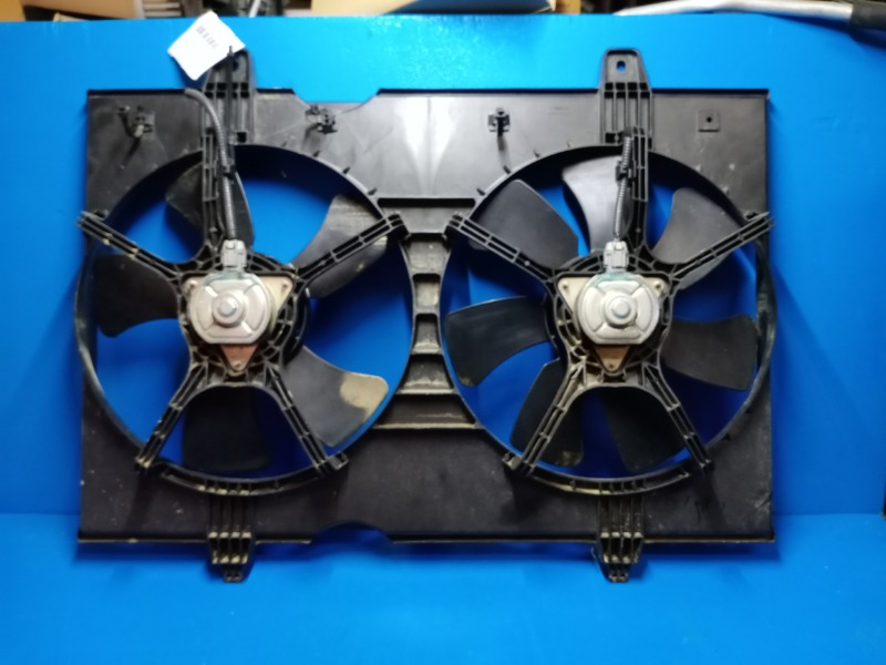 Диффузор в сборе Nissan Xtrail T31 2.0 2007 (б/у)
